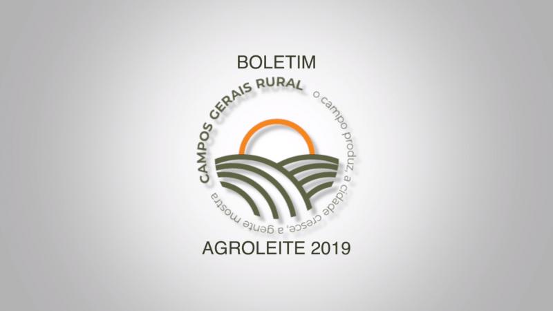 Cidade do Leite inaugura quatro novas casas durante o Agroleite 2019